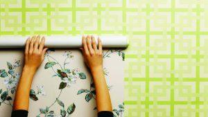 papel de parede e dificil de colocar