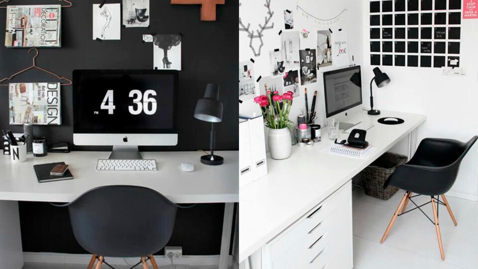 papel de parede para escritorio clean