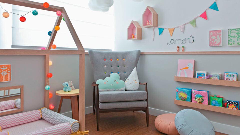 Papel de parede infantil para quarto quarto de beb com for Papel para empapelar infantil
