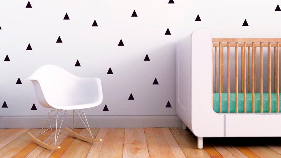 como fazer papel de parede