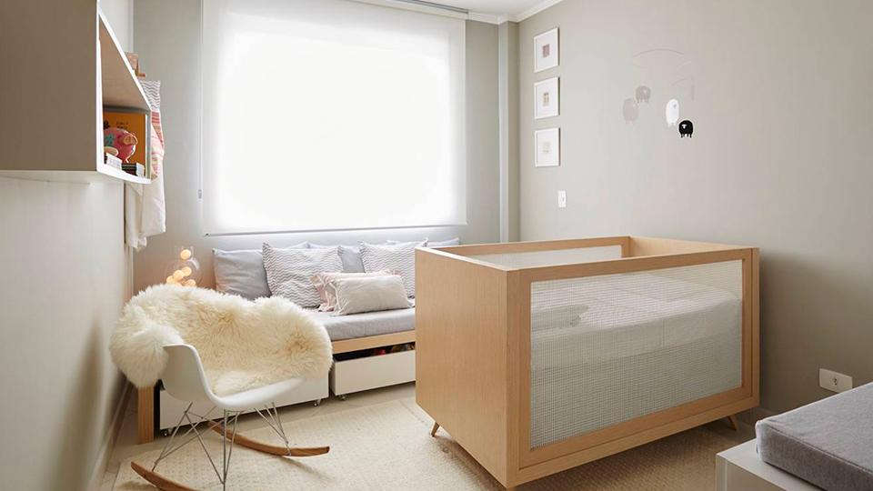 quarto de bebe completo
