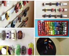 Como Organizar Brinquedos das Crianças de Forma Divertida