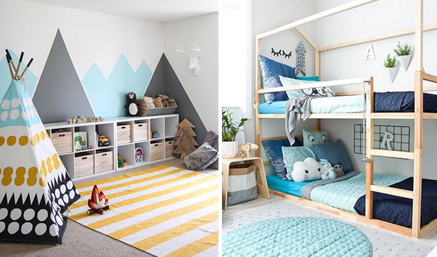 quarto infantil decorado