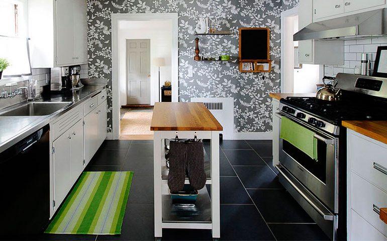 papel de parede para cozinha