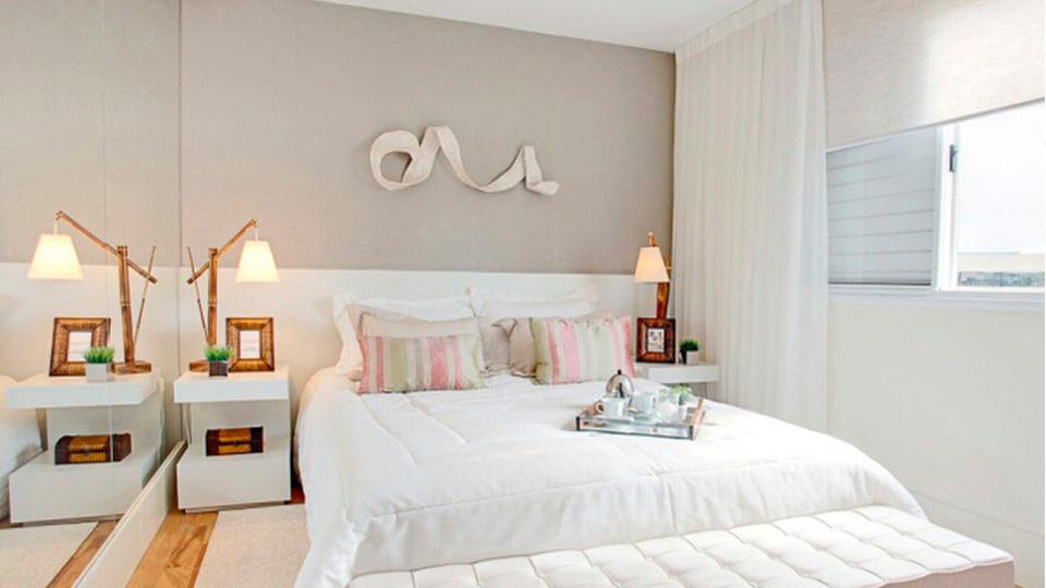 como decorar quarto pequeno dero decor