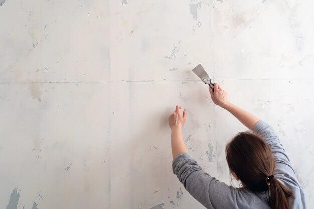 cola em pó para papel de parede